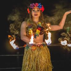 Hawaian Fire