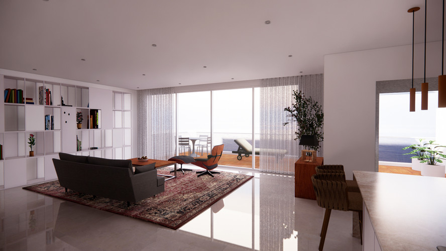 Premium apartment