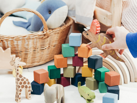 5 (and a half) Tips for Selecting Toys to Help Boost your Child's Language Skills