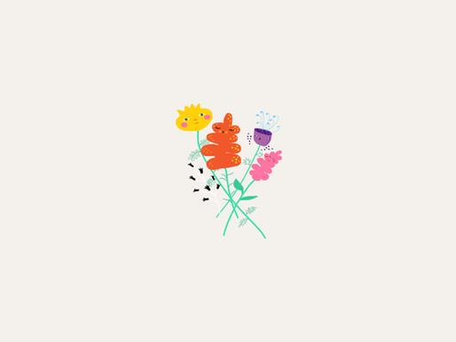 Como é a sessão de terapia floral