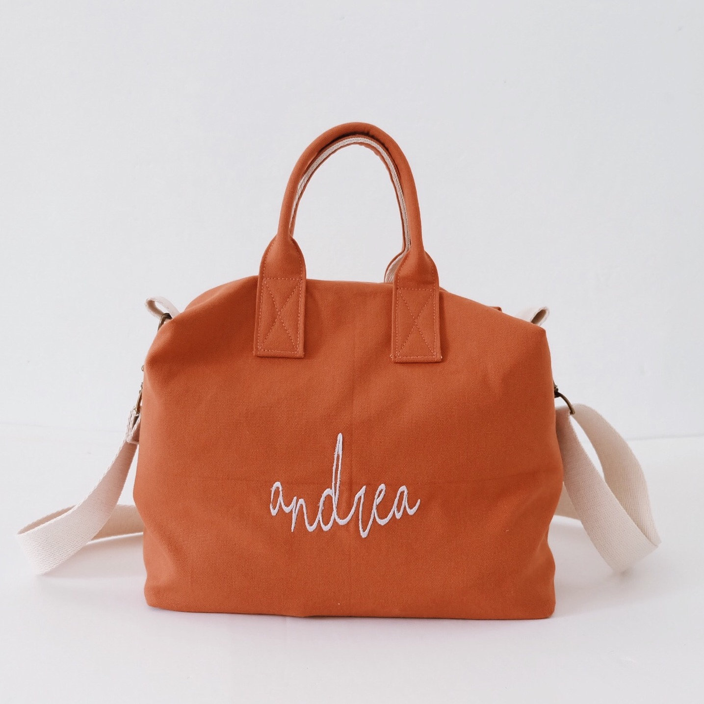 d167a54389a6 Orange Leto Bag