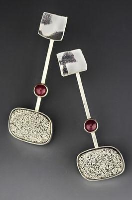 Druze Earrings with Ruby.jpg