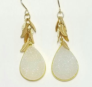 White Druzy Earrings.jpg