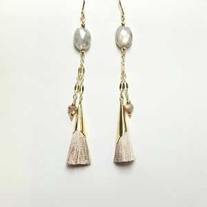 White Tassel Earrings.jpg
