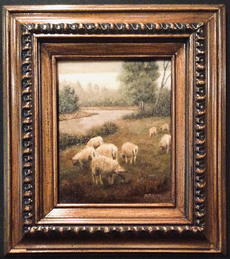 Sheep by the River.JPG