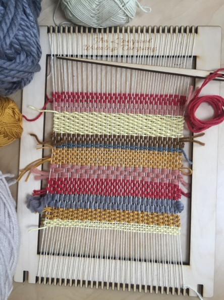 The Liverpool Weaving Company loom Kirst