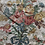 Thumbnail: MID 19TH C. FLORAL PATTERNED CURTAINS