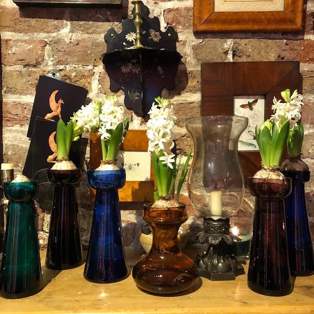 Fisher London vases