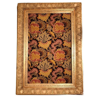GILT WOOD & GESSO PICTURE FRAME