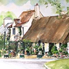 The Star Inn Harome by Susan Brunskill