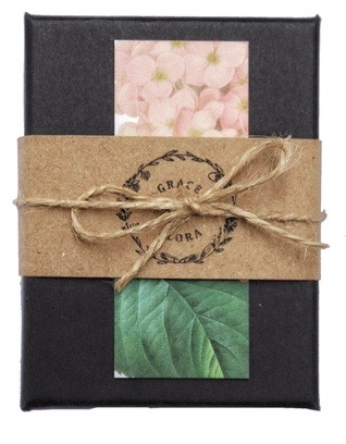 Grace and Flora packaging cropped