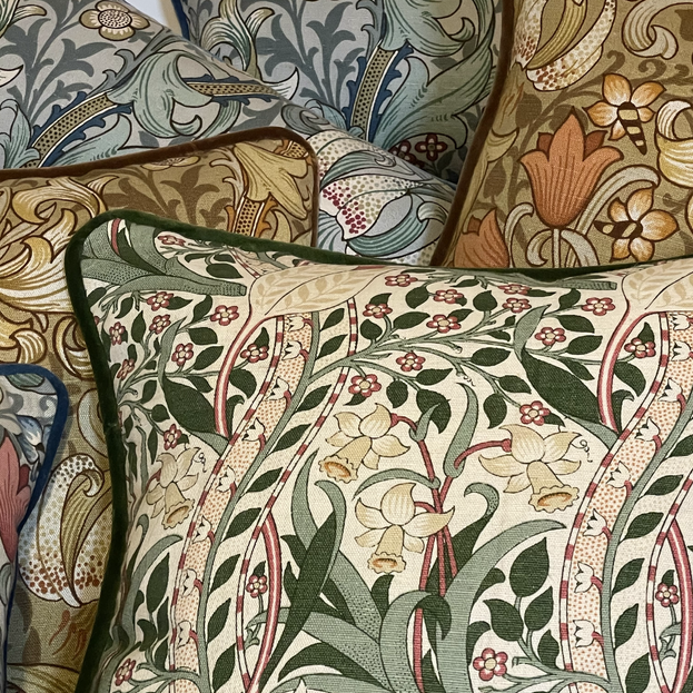 CUSHIONS FOR CHARITIES