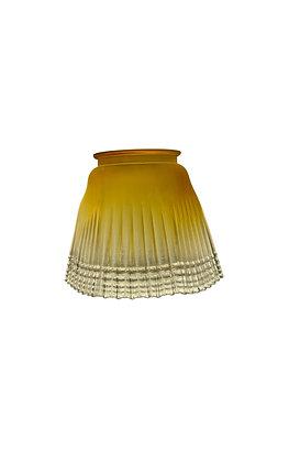 YELLOW TINTED LAMPSHADE