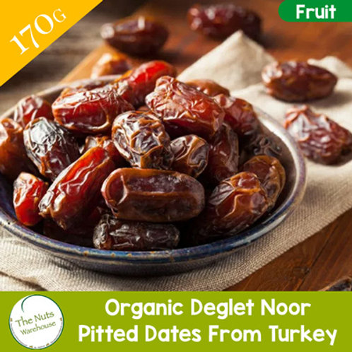 ORGANIC Pitted Dates - 170g