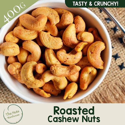 Roasted Cashew Nuts - 400g