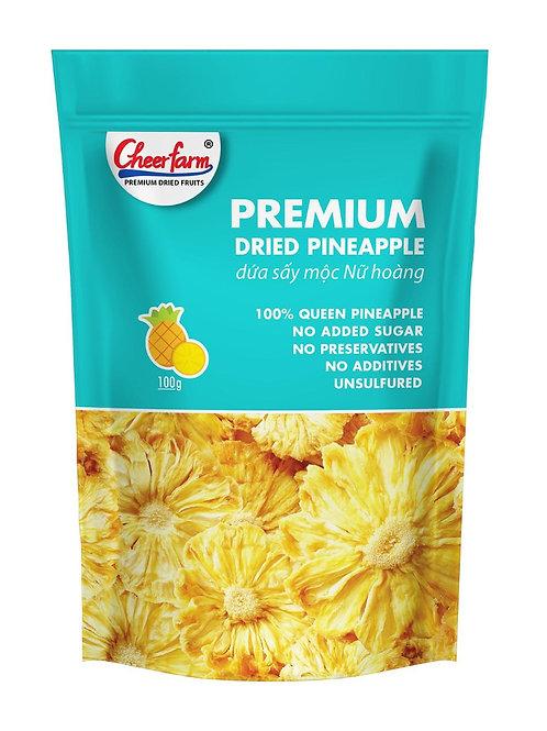 Premium Dried Pineapple 100g