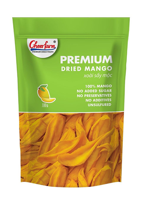 Premium Dried Mango 100g