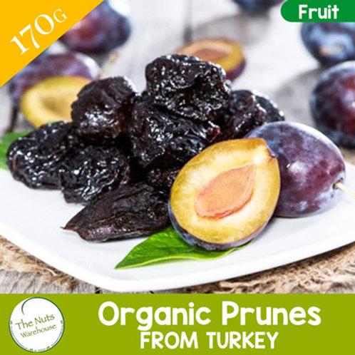 ORGANIC Prunes - 170g
