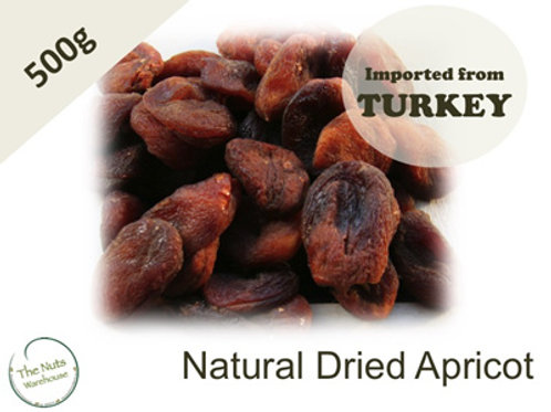 Natural Dried Apricot - 500g