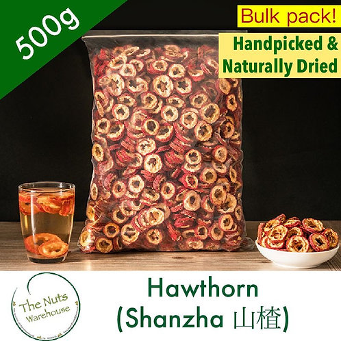 Sliced Dried Hawthorn/Sanzha 山楂