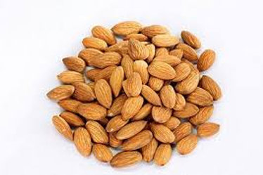 Almond - Whole Natural (RAW)- 500gm