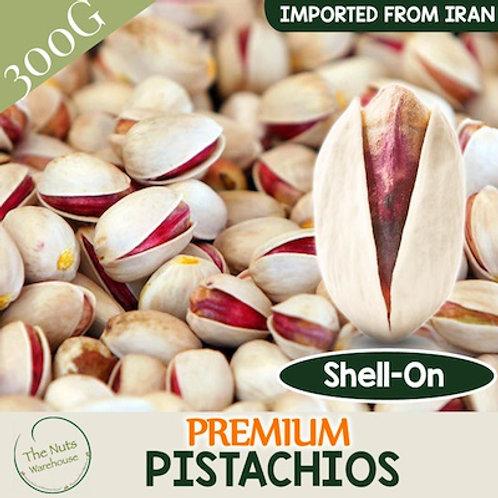 Premium Pistachios - 300g