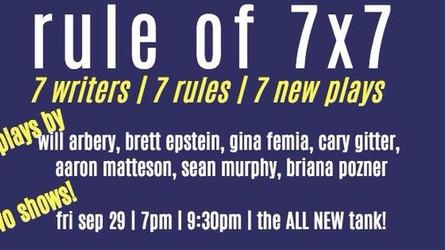 Rule of 7x7