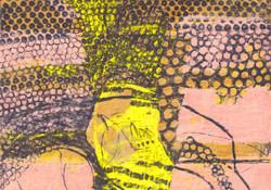 Bienenwachs-Landschaft#2 | Din A5