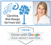 nancy is a 2020 Grow with Google High Im