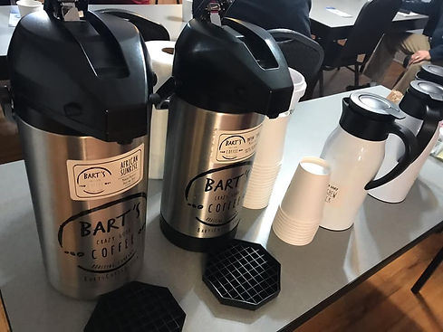 Barts Crazy Good Coffee at Chapin small