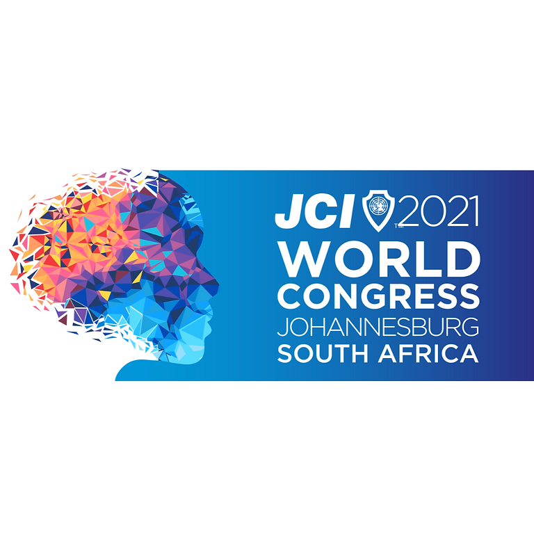JCI WORLD CONGRESS 2021 - JOHANNESBURG, SOUTH AFRICA
