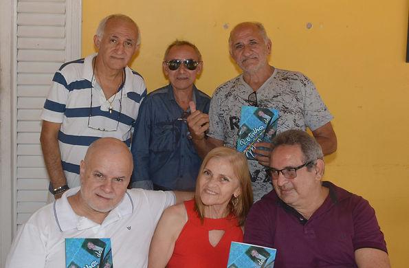 Cinaldo oliveira,Lourival Sousa,Cezar Du