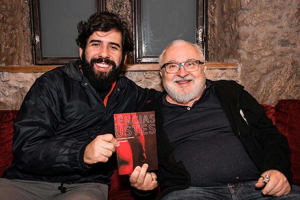 03 O escritor Jozias Benedicto e o arqui