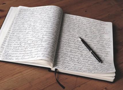 Liebes Tagebuch!