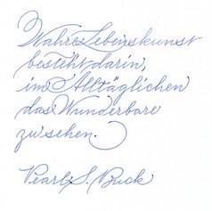 Gwynhyfer - Handschrift