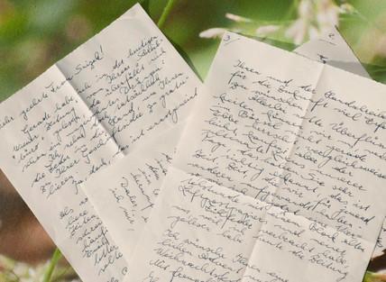 Warum heute noch Briefe schreiben?