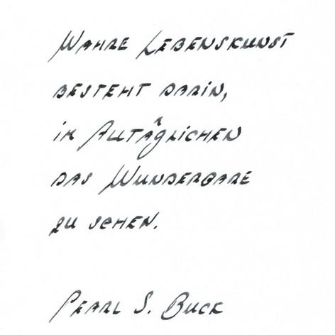 Angelique - Handschrift