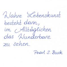 Bini - Handschrift