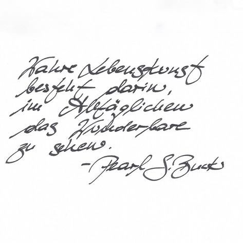 Baccara - Handschrift