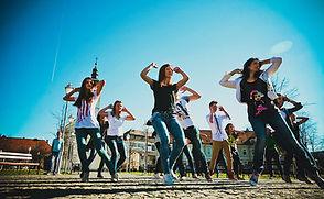 Dance mobil