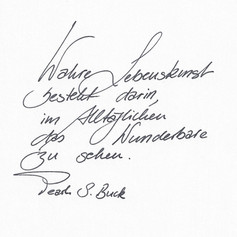 Pisma - Handschrift
