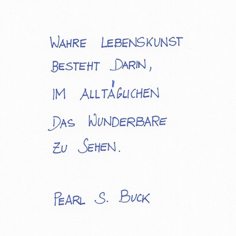 Sabine - Handschrift