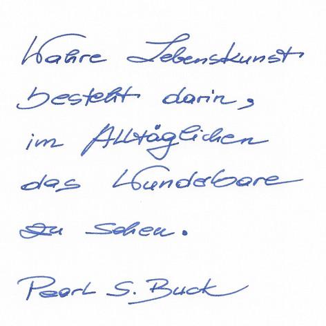 Gitti - Handschrift