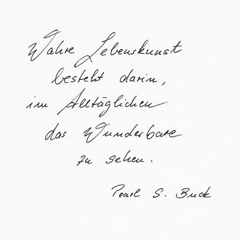 Kathrin - Handschrift