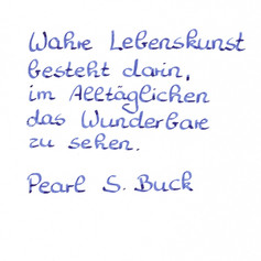 Gisela - Handschrift