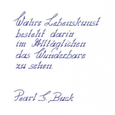 Hanni - Handschrift