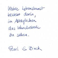 Claudia D. - Handschrift