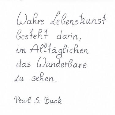 Rabe - Handschrift