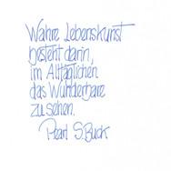 Sonja - Handschrift