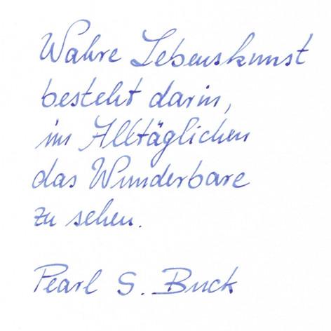 Waage - Handschrift